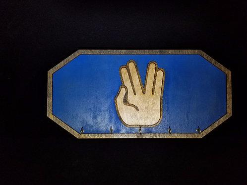Spock Key Holder