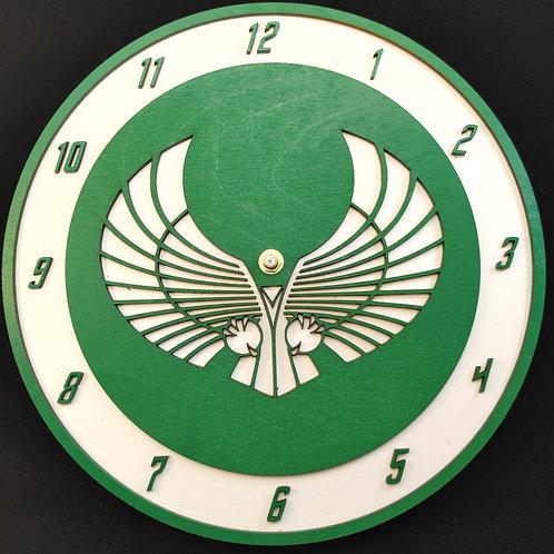 """12"""" Romulan Clock"""