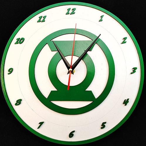 "12"" Green Lantern Clock"