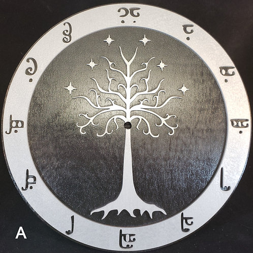 """12""""  Elven Clock"""