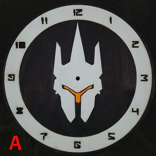"12"" Reinhardt Clock"
