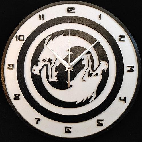 "12"" Hanzo Clock"