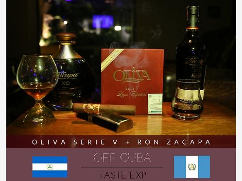 OFF Cuba Taste EXP