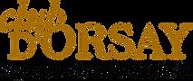 Club Dorsay Logo - Fundo Transparente.pn