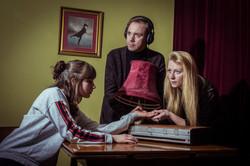Featherwest love vintage audio gear