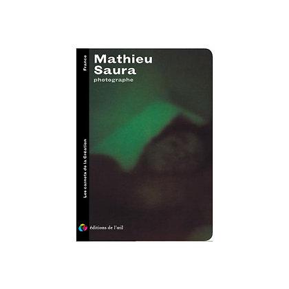 MATHIEU SAURA - carnets de la création