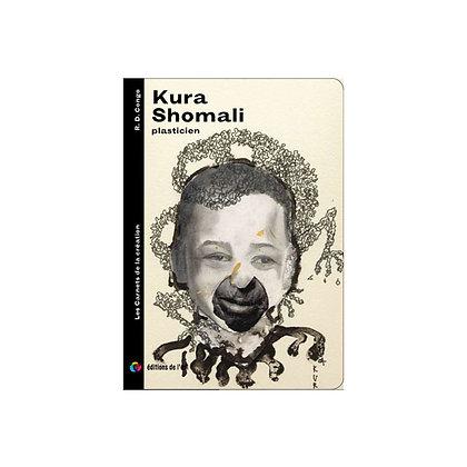 KURA SHOMALI - carnets de la création