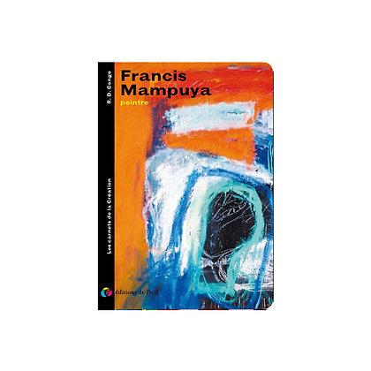 FRANCIS MAMPUYA - carnets de la création