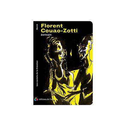 FLORENT COUAO-ZOTTI - carnets de la création