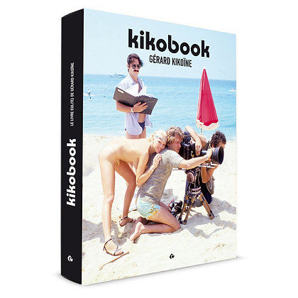 KIKOBOOK - Gérard Kikoïne