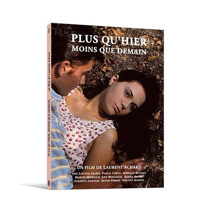 PLUS QU'HIER, MOINS QUE DEMAIN — Laurent Achard