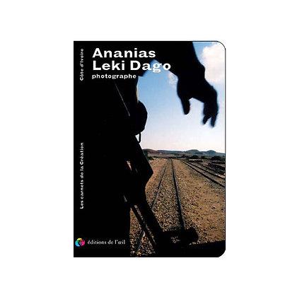 ANANIAS LEKI DAGO - carnets de la création