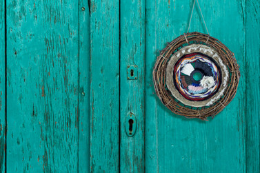 Dokuma Kapı Süsü