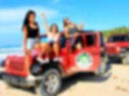 Jeep Safari Tours  Zip Line Punta Cana Chao Cacao Tour