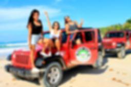 Jeep Safari Tours + Zip Line Punta Cana