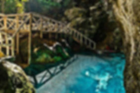 Hoyo Azul Excursiones en Punta Cana Chao