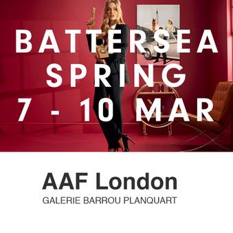 AAF LONDRES • 7 - 10 mars 2019