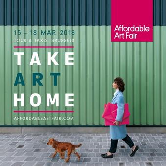 AAF BRUXELLES • 15 - 18 mars 2018