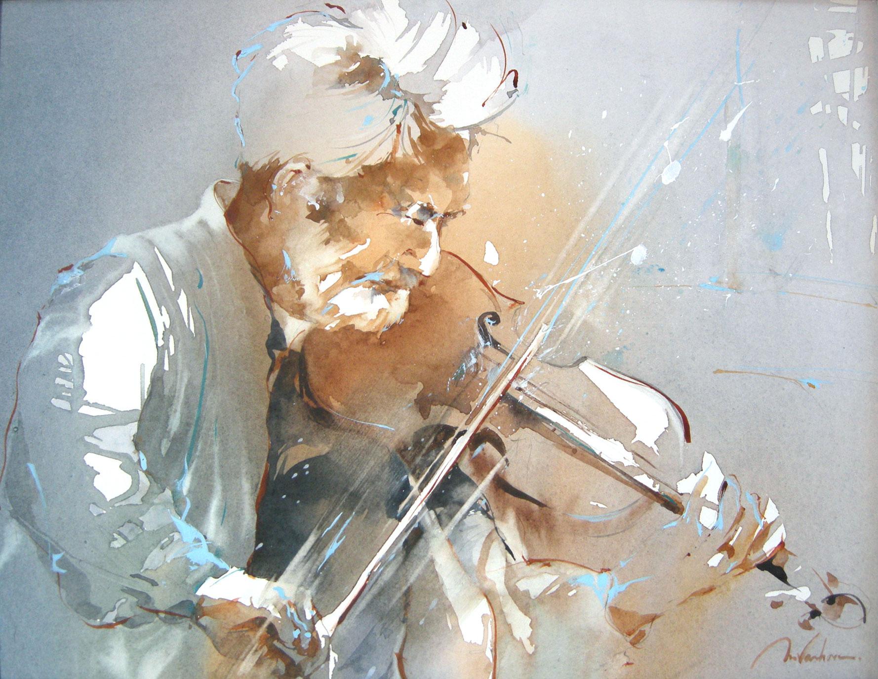 Violoniste •