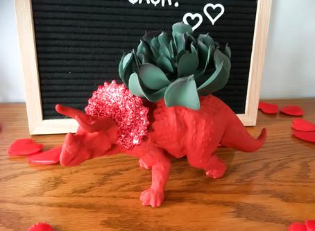 DIY Dollar Store Valentine's Day Decor {Video}