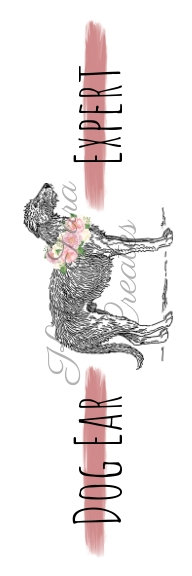 Irish Wolfhound Bookmark