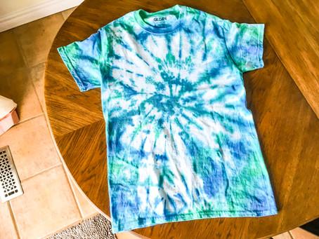 Series: Dollar Store Win or Bust — Tie Dye Kit {Video}