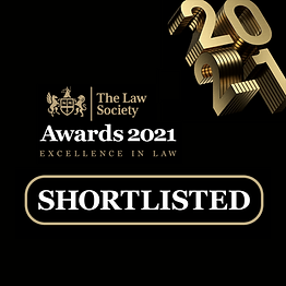 SEO London has been shortlisted for the Law Society Awards Excellence in Law 2021!