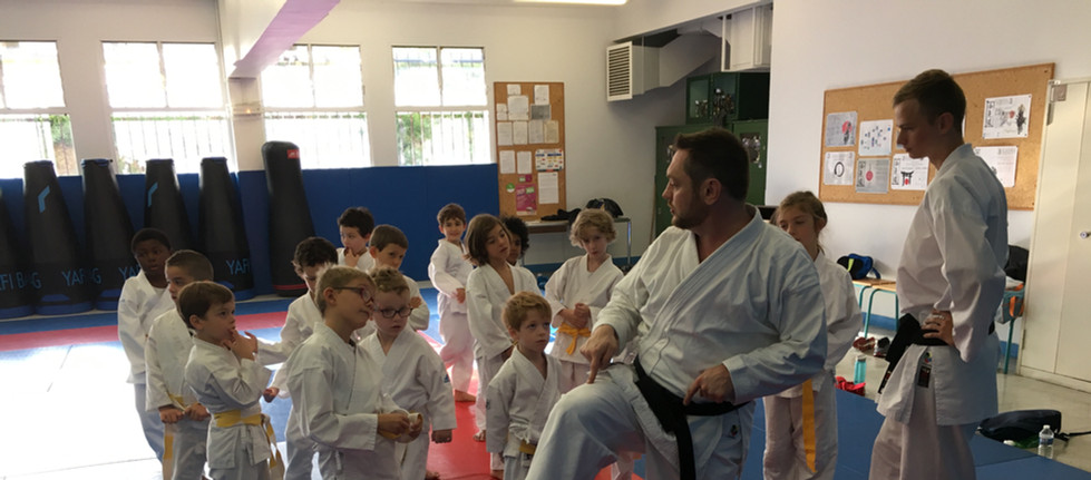 Cours 6/9 ans
