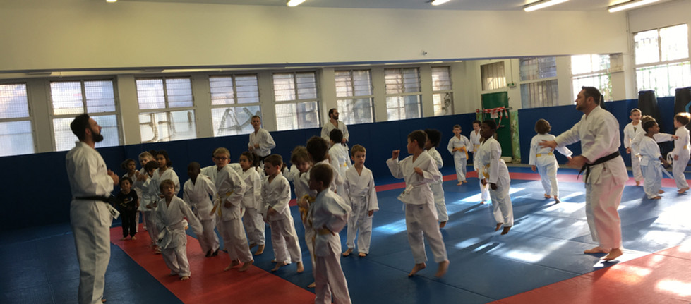 Cours 6/9ans