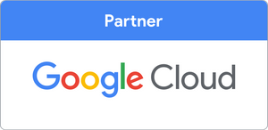 Google Cloud Certified Partner Badge