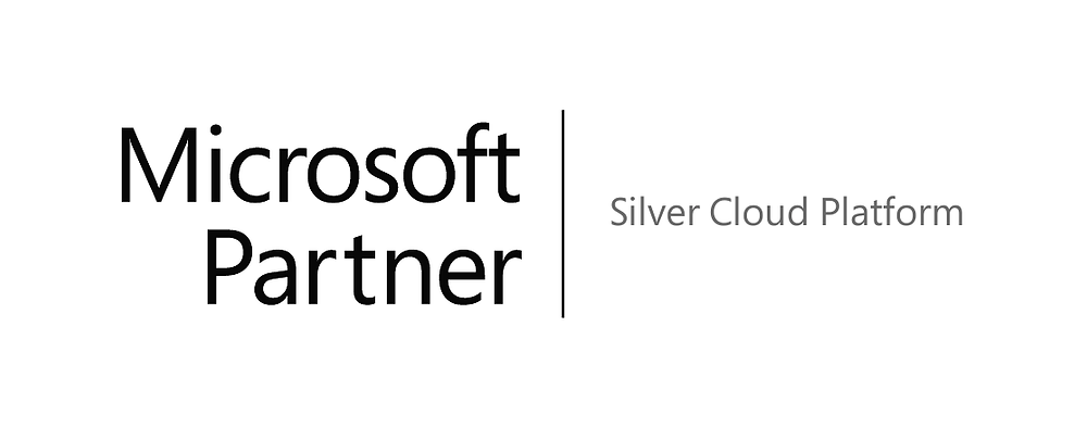 Microsoft Partner Silver Cloud Platform Competency Badge