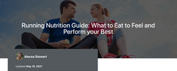 Nutrition guide article