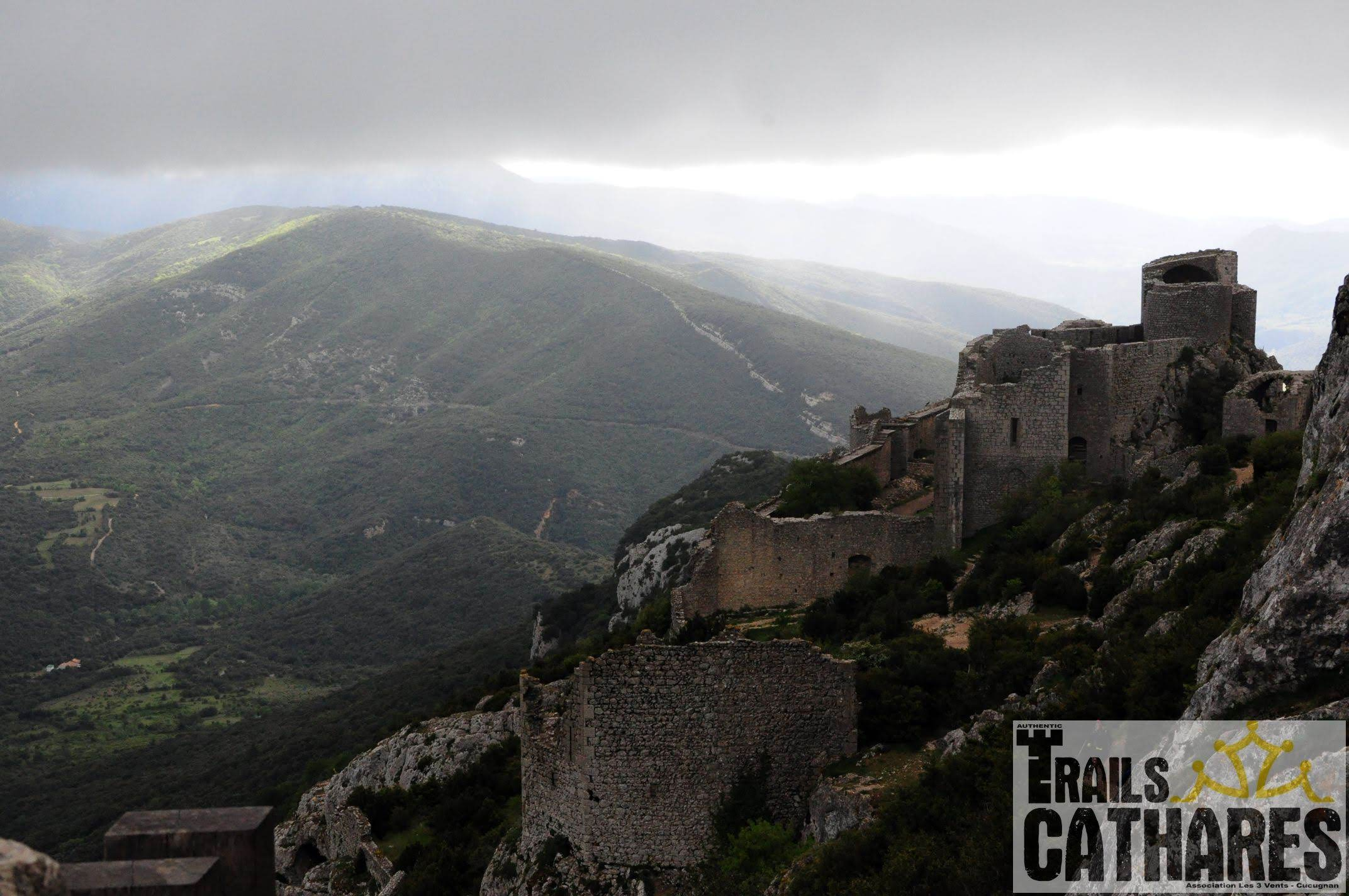 Trails Cathares 2019 - pure trail running in the Pyrenees