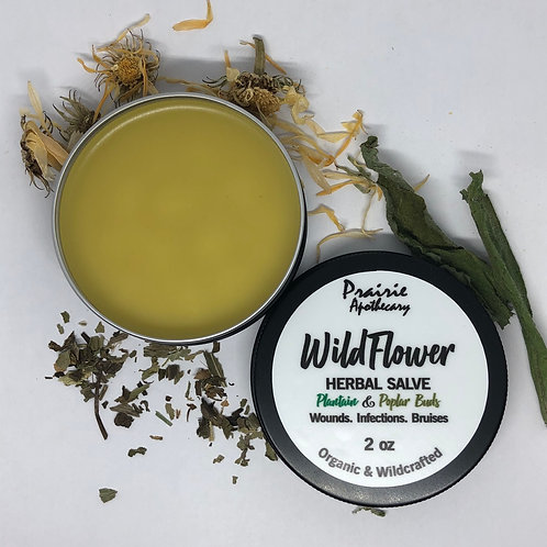 Wildflower - Herbal Salve