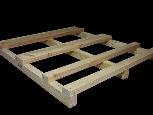 Sonderpalette aus Holz nach Maß vom Hersteller IPPC