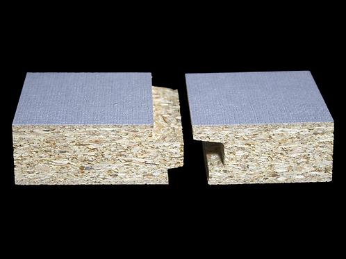 Spanplatte für Fußboden UNILIN Mezzanine mit Anti-Rutsch Beschichtung