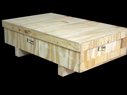 Exportkiste aus Sperrholz nach Maß vom Hersteller IPPC