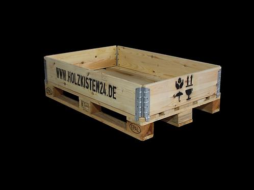 Holzaufsatzrahmen für Paletten 1200 x 800 x 200 mm