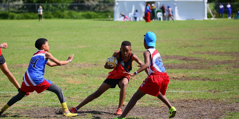 Junior Touch Rugby Clinic