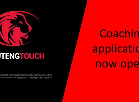 2020 coaching applications now open