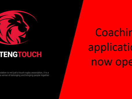 2020 coaching applications now open