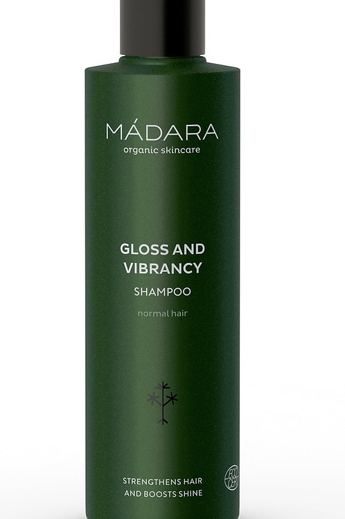 Mádara Gloss and Vibrancy Shampoo