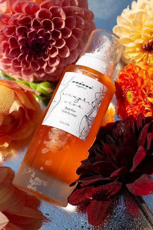 Nini Organics Siempre Viva Body Elixir