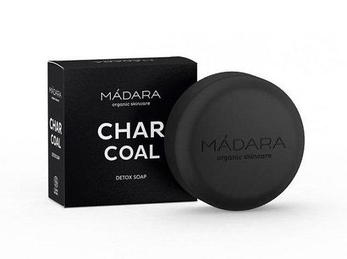 Mádara Charcoal Detox Seife