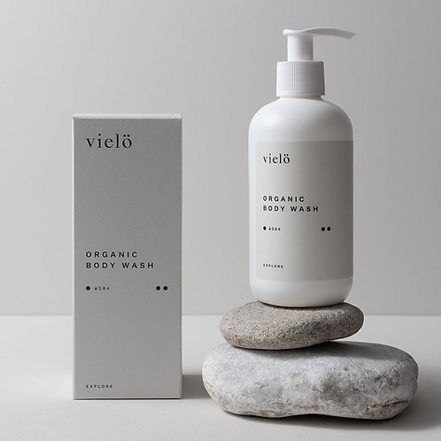 Vielö Explore Organic Body Wash