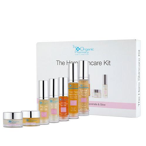 The Organic Pharmacy The Hero Skincare Kit
