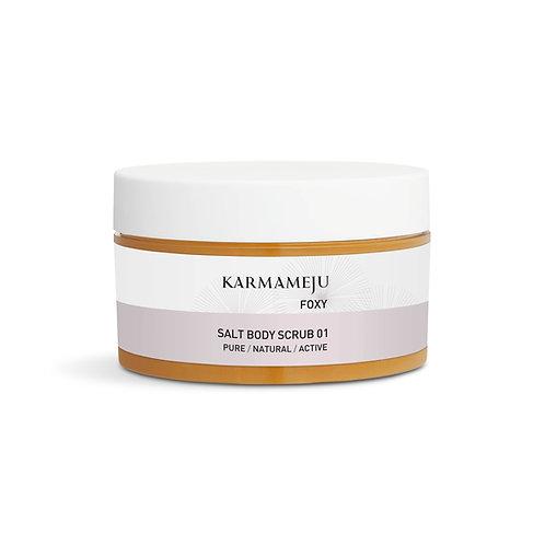 Karmameju Foxy Salt Body Scrub 01