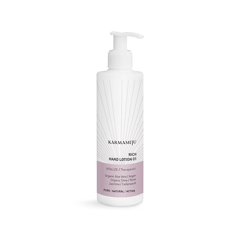 Karmameju Rich Hand Lotion 01