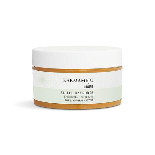Karmameju More Salt Body Scrub 03