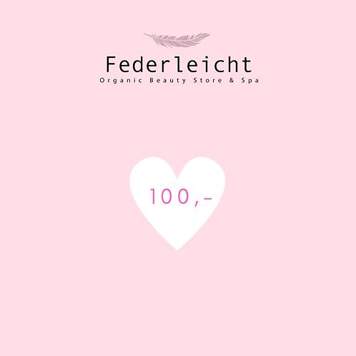 Gutschein 100,-